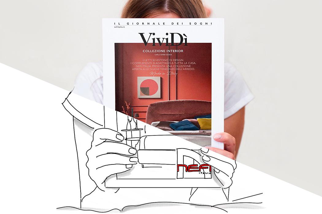 Nefi Italia – magazine